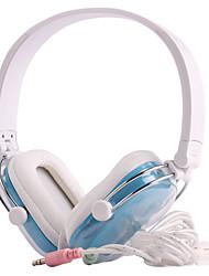 Fones de ouvido coloridos da moda FE-865