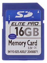 16gb alta velocità della scheda di memoria SD Elite Pro