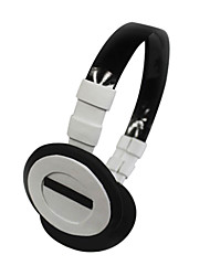 Cosplay Accessories Inspired by Vocaloid Kaito Anime/ Video Games Cosplay Accessories Headphones White / Black PVC Male
