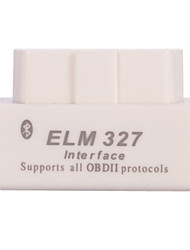 MiNi ELM327 OBD2 OBDII Bluetooth Car Auto Diagnostic Scan Tool (DC 12V)