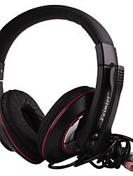 Fones de ouvido de tamanho integral PC FE-996