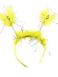 Papillon jaune mignon Halloween Headpiece (1 pièce)