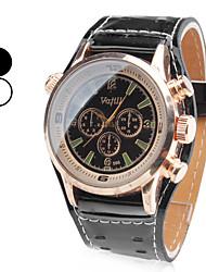 Hombre Reloj Cuarzo Reloj de Vestir Banda