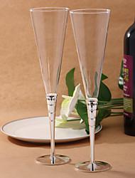 trombeta flautas brindar casamento