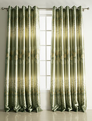 Green Leaf Polyester