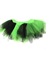 Dancewear Spandex Ballet Performance Tutu Skirt For Ladies