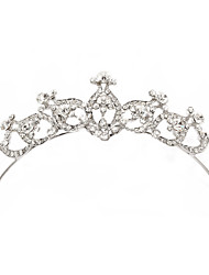 Gorgeous Rhinestones Bridal Tiara/ Headpiece