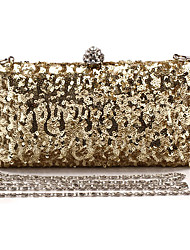 Gorgeous Polyester with Sequins Evening Handbag/Clutches(More Colors)