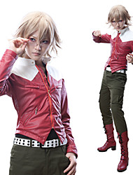 Tiger&Bunny Barnaby Brooks Jr. Red Jacket Cosplay Outfit