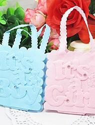 beaux sacs faveurs - set de 12 (plus de couleurs)