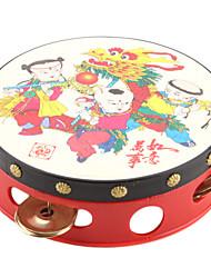 Tamburello cinese per i bambini