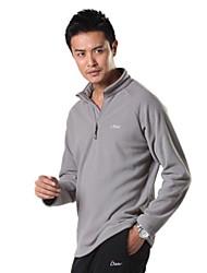 Snowlife Men's Fleece Polo Shirt