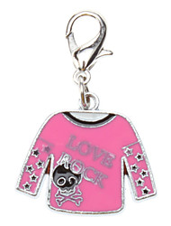 Love Rock Sweater Style Collar Charm for Dogs Cats