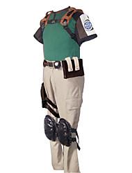 traje de cosplay inspirado en Resident Evil 5 Chris