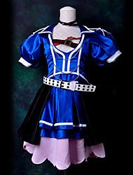 Meiko Blue Cosplay Costume