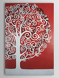 Hand-painted Oil Painting Abstract Portrait