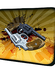 Gunshot Laptop Sleeve Case voor MacBook Air Pro / HP / DELL / Sony / Toshiba / Asus / Acer