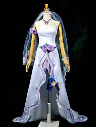 Cosplay Costume Inspired by Macross Frontier Sayonara no Tsubasa Sheryl Nome