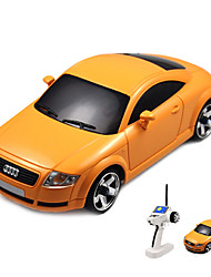 Mini-Z Firelap 1/28 4WD RC Audi TT with 2.4G color screen Transmitter