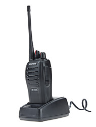 Talkie UHF 400-470MHz walkie (Fonction VOX, Alerte Basse Tension)
