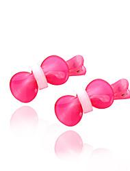 clipe feminino bowknot cabelo (4,2 * 1,6 centímetros, por vender par)