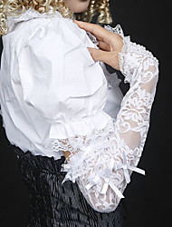 Fancy Lace Ribbon Aristocrat Lolita Sleeves