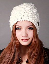 Deniso-1190 Women's Winter Knit Hat(Multi-Color Available)