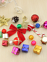 Christmas Ornaments Set (23 Stück)