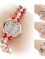 Women's Butterfly Alloy Analog Quartz Bracelet Watch (Gold) Cool Watches Unique Watches Fashion Watch