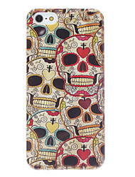 Colorful skulls Pattern Hard Case for iPhone 5/5S