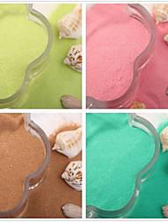 areia fina cerimônia - saco por 0,5 kg (mais cores)