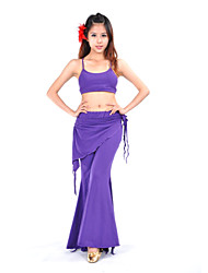 Dancewear Rayon Belly Pant Outfit for Ladies More Colors