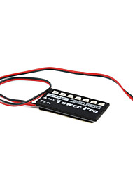 Towerpro 7 LED Battery Voltage Indicator Monitor