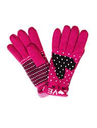 Wrist Length Fingertips Glove Cashmere Party/ Evening Gloves/Winter Gloves
