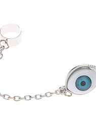 Hot Sale Einzel-Eye Pattern Ohrringe