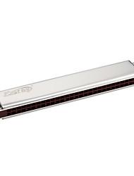 eassttop - (t28) 28 buracos tremolo harmonica