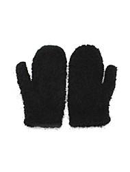 Wrist Length Fingerless Glove Polyester Winter Gloves/Party/ Evening Gloves