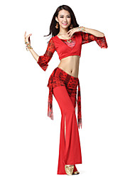 Performance Viscose Belly Dance Outfit For Ladies More Colors