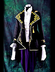 a partir do jogo de areia canto do kamui traje cosplay gakupo dragão