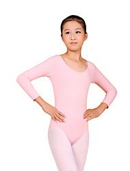 dancewear fabuloso algodón / spandex mallas de ballet para niños