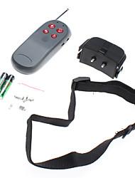 4 en 1 animal formation vibra et électrique chien de choc télécommande 150m de collier