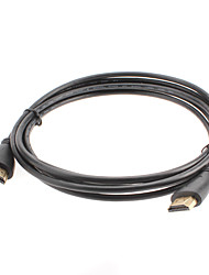 Cable HDMI 1.4 1080P Macho a Macho (3M)