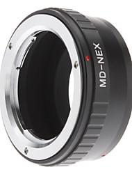 Objectif Minolta MD MC à Sony NEX NEX-3 NEX-5 Appareil photo Mount Adapter