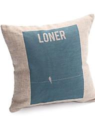 abstraite impression solitaire oreiller couvercle décoratif