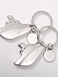 Personalized Cruise Keyrings (Set of 4)