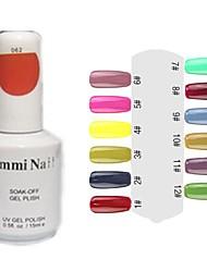 UV Gel Venta caliente esmalte de uñas (15 ml, 1 botella)