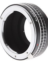 Nikon Lens à M4 / 3 Camera Adapter MFT pour Panasonic G1 G2 G3 GH1 GH2 GF1 GF2 G10 GF3 Olympus E-P1 E-P2 E-PL1 E-PL2 E-P3, etc