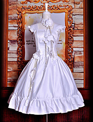 Cosplay Costume Inspired by Tsubasa: Reservoir Chronicle Illustration of the Final Vol. Sakura White Dress