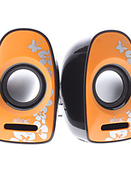 A6 2.0 Speaker Portátil Digital (Bass)