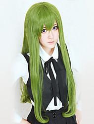 peruca cosplay inspirado no basquete que joga Kuroko versão feminina. midorima Shintaro